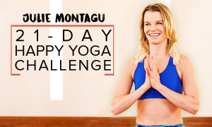 Happy Yoga Challenge